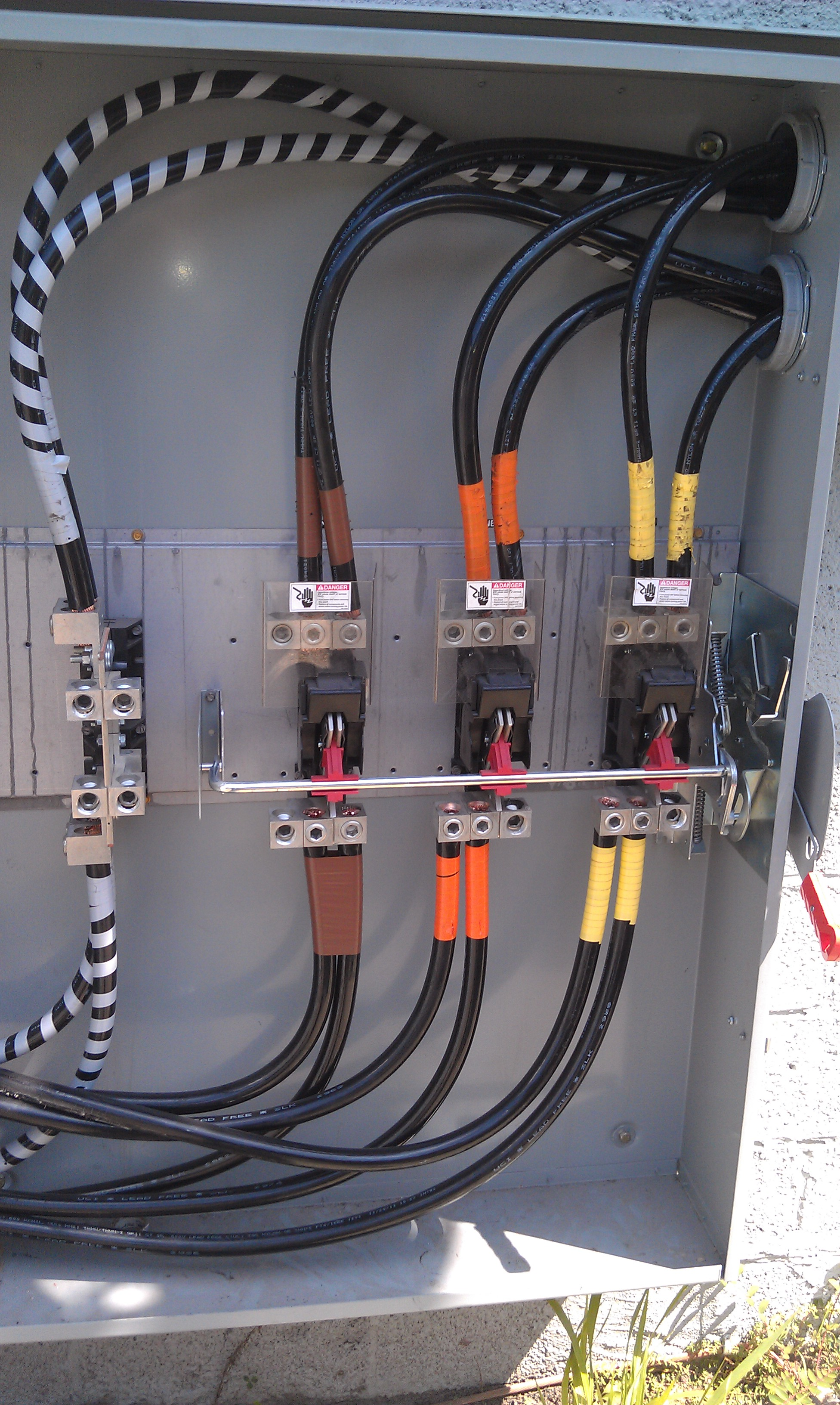 Ct Cabinet Wiring Diagram Current Transformer Wiring